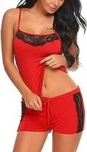 Avidlove Women Sleepwear Lace Pajamas Set Shorts Nightwear Camisole Sets S-3XL