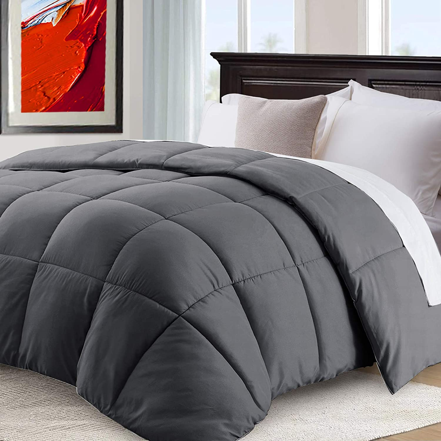 Ranking TOP20 CHOPINMOON All Season King Comforter Quilted Altern Cooling Down Max 88% OFF