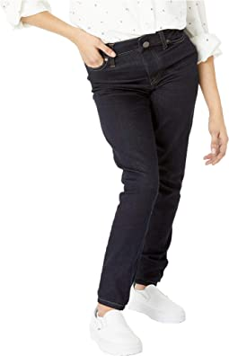 Skinny Jeans with Adjustable Waist and Velcro® Magnet Buttons