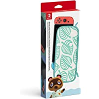 Deals on Animal Crossing: New Horizons Aloha Edition Carrying Case & Screen Protector