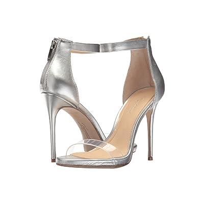 Imagine Vince Camuto Diva (Platinum Taupe/Metallic Nappa) High Heels
