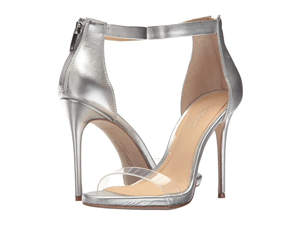 Imagine Vince Camuto Diva (Platinum Taupe/Metallic Nappa) High Heels