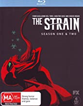 STRAIN, THE S1 -S2 BOXSET (6 DISC)