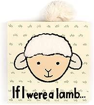 Jellycat Board Books, If I were a Lamb