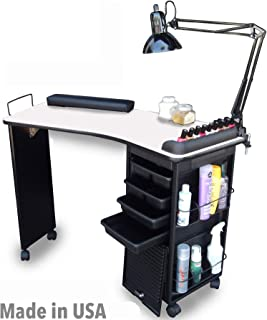Best manicure table dust collector Reviews