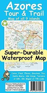 Azores Tour & Trail Super-Durable Map