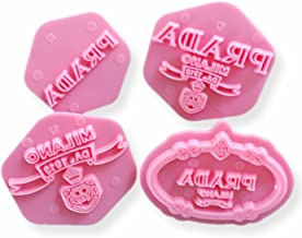 4 PC Fashion Brand Stamp Impression / Embosser Set - #1 Best selling from Bakell