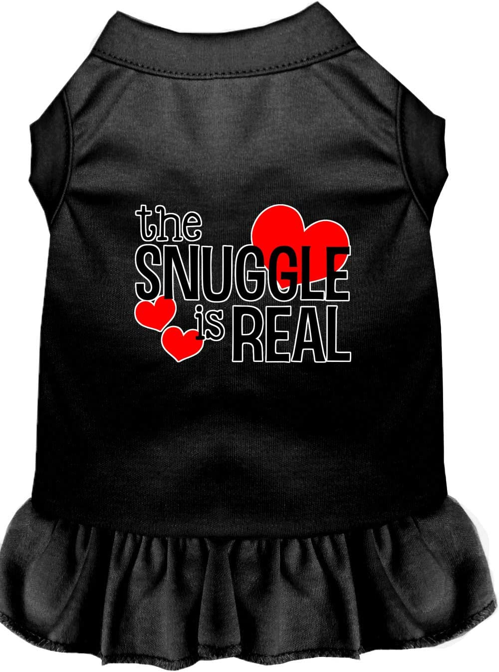 Mirage Pet Product The Snuggle is Dress Bl Cheap mail order shopping Screen Dog Print Real overseas