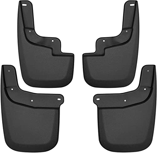 Husky Liners - 58236 Fits 2015-20 Chevrolet Colorado, 2015-20 GMC Canyon - without Fender Flares or Cladding Custom F...