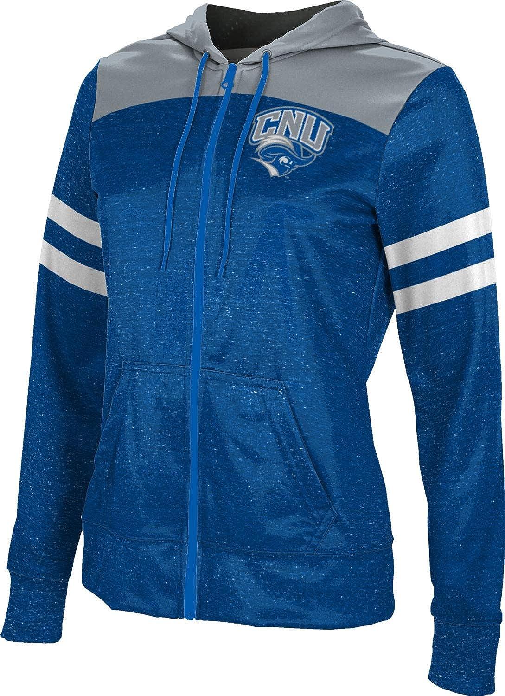 ProSphere Christopher Newport University Girls' Zipper Hoodie, School Spirit Sweatshirt (Gameday)