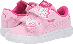 Pale Pink/Fuchsia Purple/Puma White
