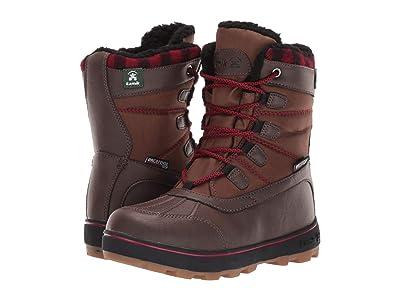 Kamik Kids Sesame (Little Kid/Big Kid) (Dark Brown) Kids Shoes