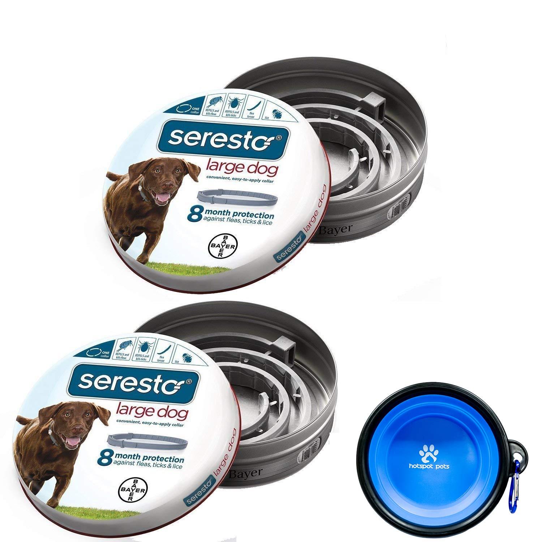 Bayer Seresto Collar Protection HotSpot