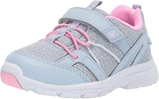 Kids Ocean Girl's and Boy's Machine Washable Athletic Sneaker