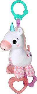 Bright Starts Sparkly Unicorn Toy