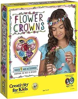 Faber-Castell CK1130 Creativity for Kids Flower Crowns Set