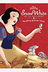 Snow White and the Seven Dwarfs: The Story of Snow White (Disney Princess) Kindle Edition