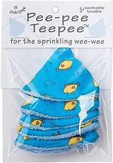 Pee-pee Teepee Fishing Blue - Cello Bag