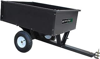 10 Cubic Foot Steel Dump Cart