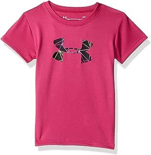 Baby Girls Big Logo Short Sleeve Tee Shirt