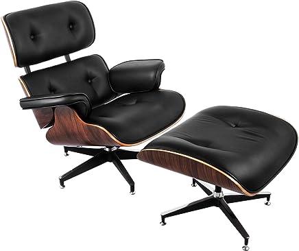 Eames Lounge Chair Fauteuils.Amazon Fr Fauteuil Eames Lounge Chair Voir Aussi Les