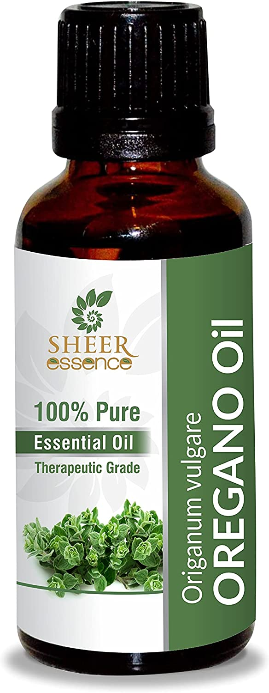 Oregano Oil - Origanum Vulgare Brand new Limited time trial price 100% Natural Pure Essential