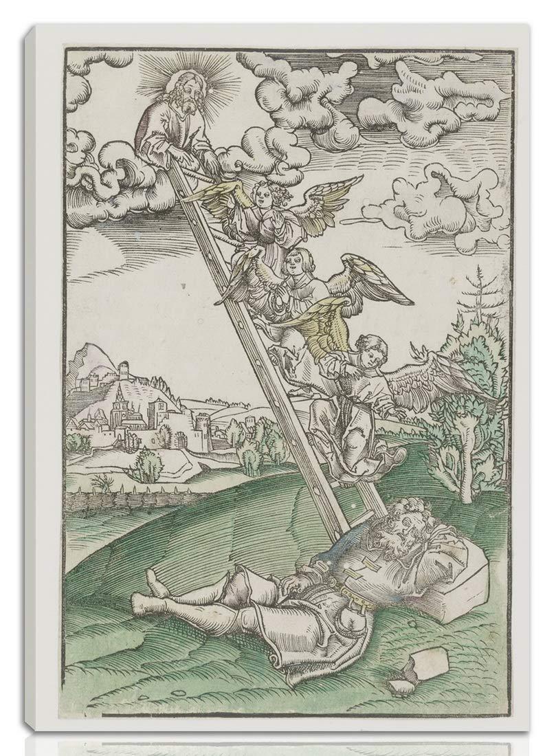 Lucas Cranach The Elder Estirado Giclee Imprimir en lienzo ...