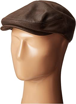 Country Gentleman - Parker Paneled Ivy Flat Cap
