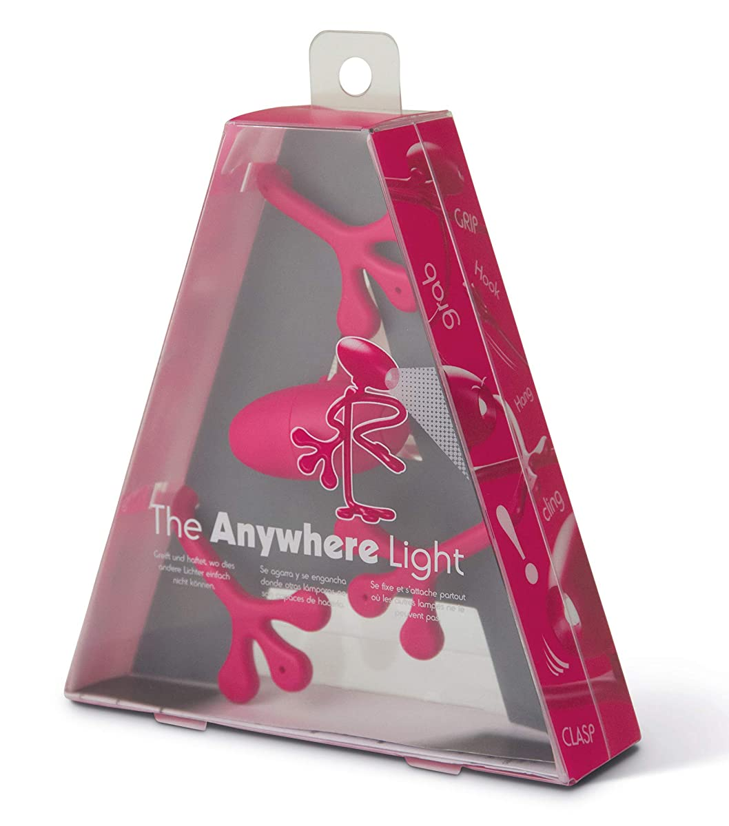 That Company Called If The Anywhere Light - Posable LED Reading Work Book Light - Pink
