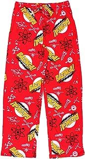 Bazinga Lounge Pants: The Big Bang Theory Size Large