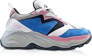 MSGM Luxury Fashion Womens 2741MDS208670483 Multicolor Sneakers | Fall Winter 19