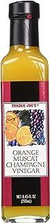 Trader Joe/'s Gourmet Orange Muscat Champagne Vinegar - 8.45 fl oz(250ml)