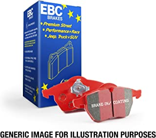 EBC Brakes DP31200C Redstuff Ceramic Low Dust Brake Pad