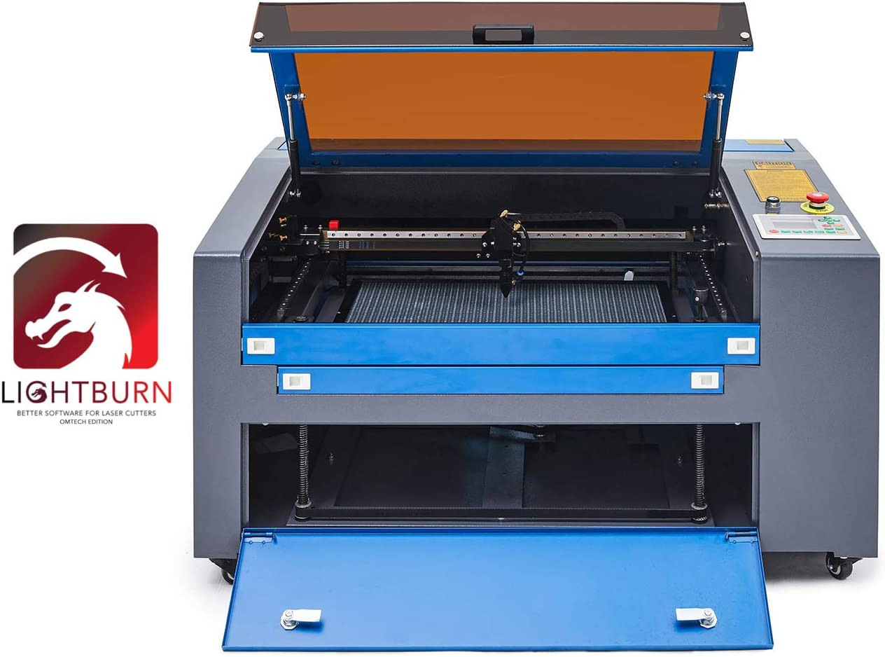 OMTech Upgraded 55W CO2 Laser Engraver Cutter 16 24 Regular discount Max 70% OFF x with Inch