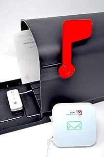 SAM - Smart Alert for Mail - Wireless Mailbox Activity System Including Smartphone Alerts via Free App