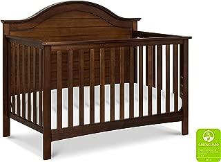 Carter's by DaVinci Nolan 4-in-1 Convertible Crib in Espresso | Greenguard Gold Certified