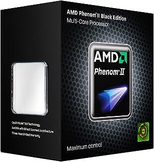 AMD Phenom II X4 955 Black Edition - Procesador (AMD Phenom, 3,2 GHz, Socket AM3, 45 NM, 64 bits, 6 MB)