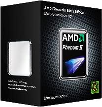 AMD Phenom II X2 550 Black Edition Callisto 3.1 GHz 2x512 KB L2 Cache Socket AM3 80W Dual-Core Processor - Retail HDZ550WFBGIBOX