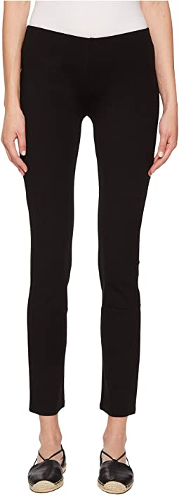 Black Viscose Stretch Ponte