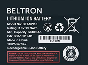 New 5040 mAh BELTRON Replacement Battery for Netgear MR1100 AT&T Nighthawk M1 LTE Mobile Hotspot Router - W10 W10A