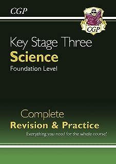 New KS3 Science Complete Study & Practice - Foundation (CGP KS3 Science)