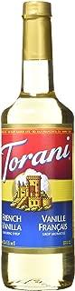 Best torani vs davinci sugar free syrup Reviews