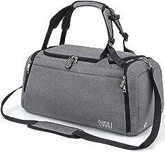 CySILI® Reistas, sporttas, kan als rugzak gedragen worden, handbagage, met schoenenvak en vak voor natte spullen, met cijf...