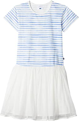 Mia Watercolor Tulle Party Dress (Toddler/Little Kids/Big Kids)