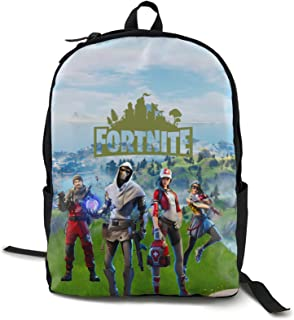 حقيبة ظهر بطباعة ثلاثية الأبعاد للأولاد والبنات، حقائب ظهر شبابية كاجوال حقيبة ظهر متعددة خفيفة الوزن