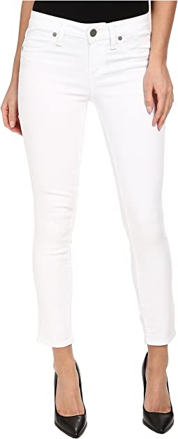 Paige - Verdugo Crop in Ultra White