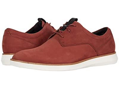Clarks Banwell Lace (Red Nubuck) Men