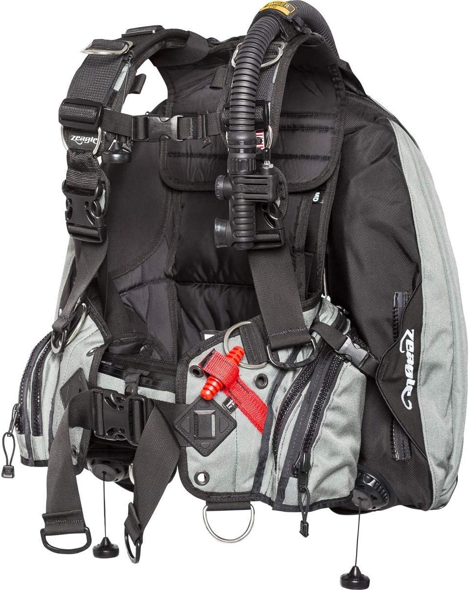 Zeagle Ranger LTD Scuba w Diving gift Pouches Oakland Mall BCD