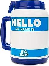 7-Eleven Big Gulp Insulated Travel Mug Hello Blue (52 oz)