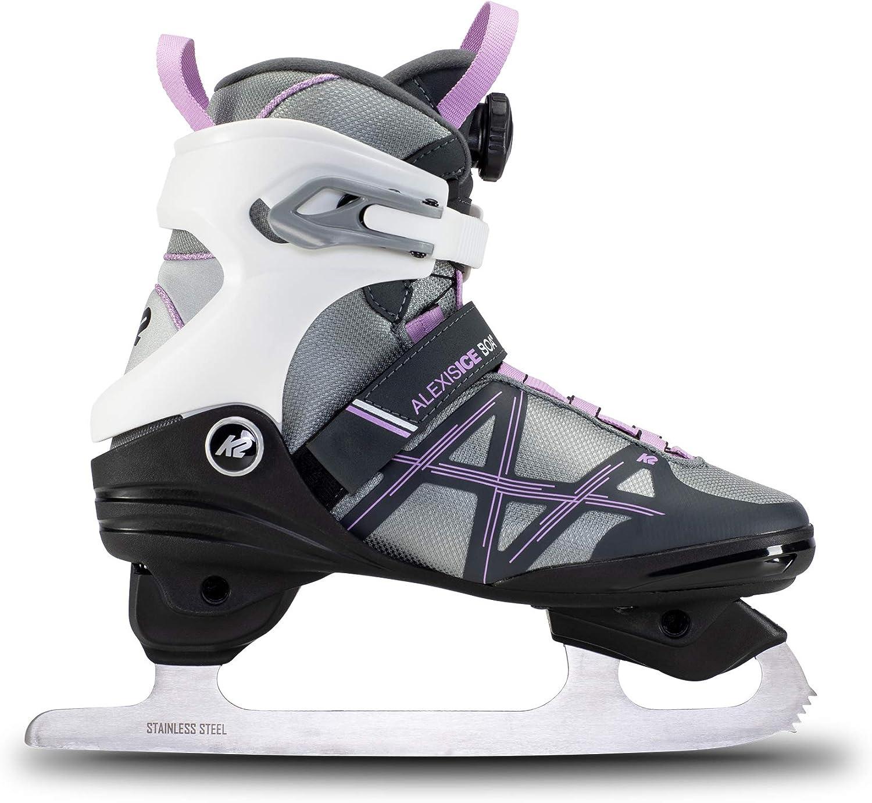 Popular product Alexis Super sale ICE Boa FB White_Purple